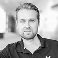 Headshot of Frans J. Vinberg, PhD